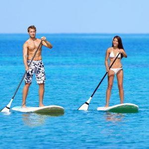 Alquiler de Paddle Surf (1/2 día)